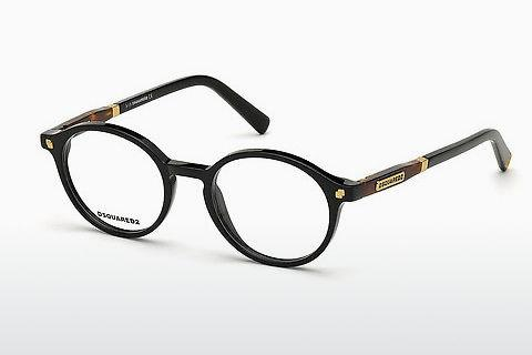 Brille Dsquared DQ5298 01A