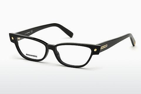 Brille Dsquared DQ5300 001