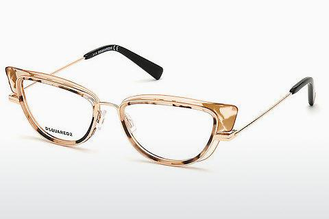 Brille Dsquared DQ5303 055
