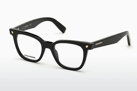 Brille Dsquared DQ5307 001