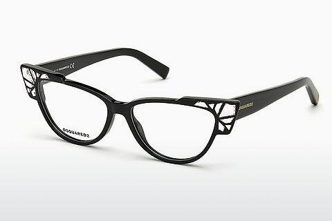 Brille Dsquared DQ5310 001