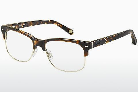 Brille Fossil FOS 6076 RWG