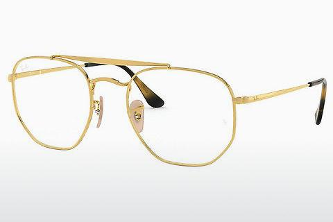 Brille Ray-Ban The Marshal (RX3648V 2500)