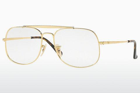Brille Ray-Ban The General (RX6389 2500)