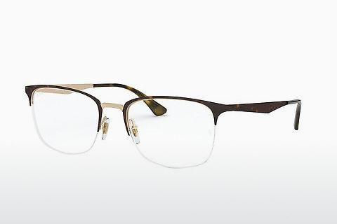 Brille Ray-Ban RX6433 3001
