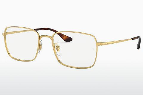 Brille Ray-Ban RX6437 3036
