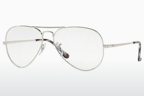 Brille Ray-Ban Aviator (RX6489 2501)