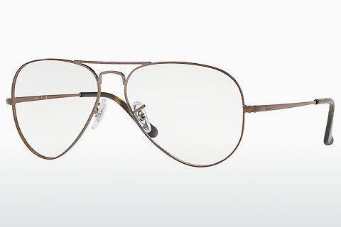 Brille Ray-Ban Aviator (RX6489 2531)