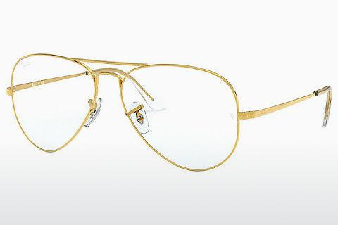 Brille Ray-Ban AVIATOR (RX6489 3086)