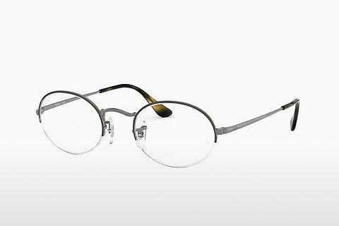 Brille Ray-Ban Oval Gaze (RX6547 3034)