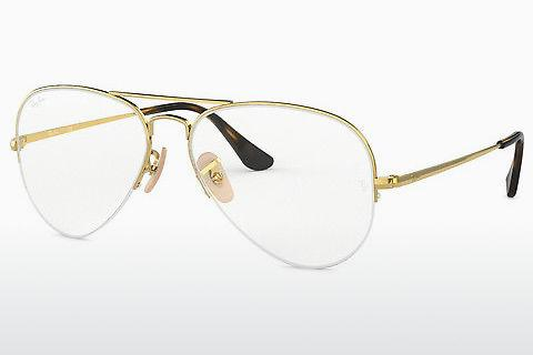 Brille Ray-Ban Aviator Gaze (RX6589 2500)