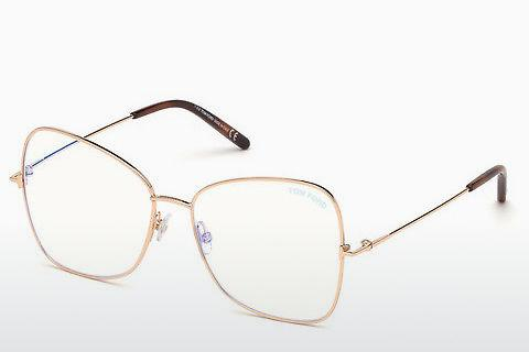 Brille Tom Ford FT5571-B 028