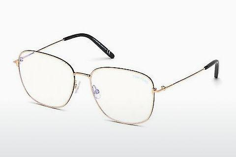 Brille Tom Ford FT5572-B 001
