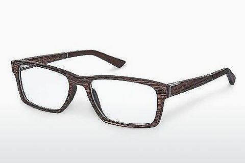 Brille Wood Fellas Maximilian (10901 ebony)