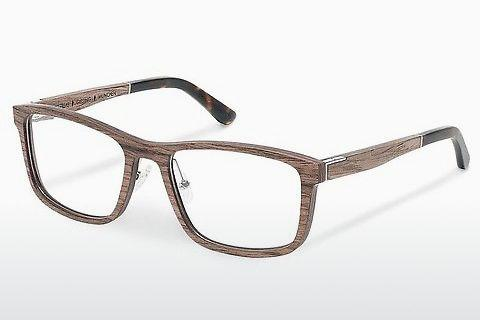 Brille Wood Fellas Giesing (10918 walnut)