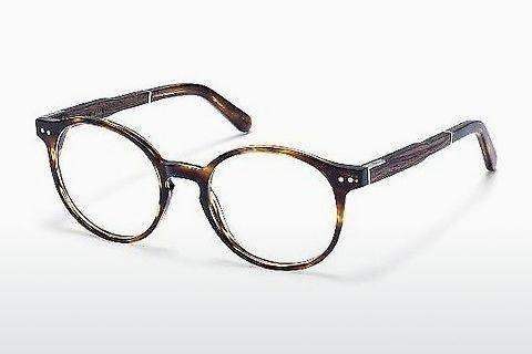 Brille Wood Fellas Solln Premium (10935 ebony/havana)
