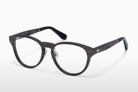 Brille Wood Fellas Wernstein (10938 black oak)
