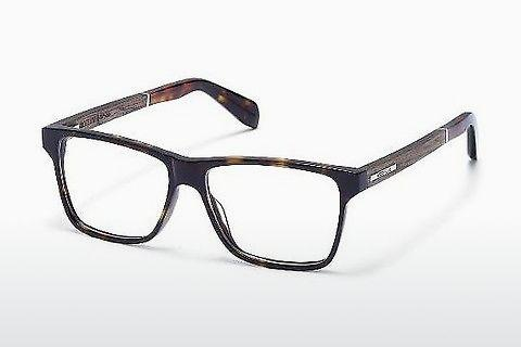 Brille Wood Fellas Waldau (10941 walnut)