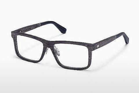 Brille Wood Fellas Eisenberg (10943 black oak)