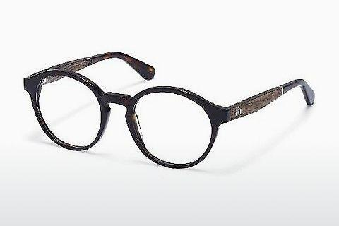 Brille Wood Fellas Werdenfels (10951 walnut)