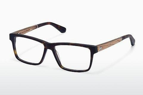 Brille Wood Fellas Hohenaschau (10952 zebrano)