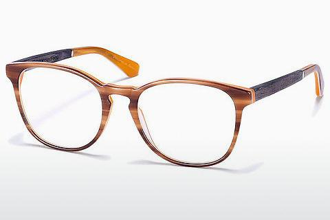 Brille Wood Fellas Greifenberg (10964 black oak)