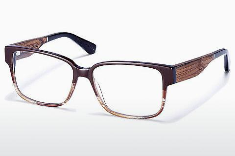 Brille Wood Fellas Ringberg (10966 walnut)