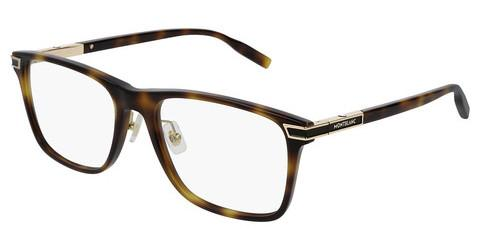 Brille Mont Blanc MB0042O 006