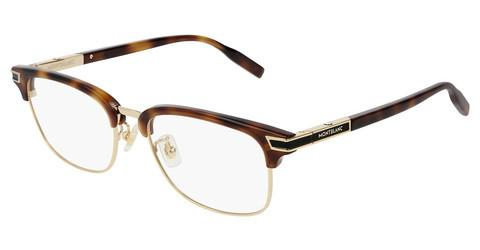 Brille Mont Blanc MB0043O 002