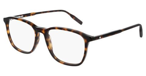 Brille Mont Blanc MB0085O 002