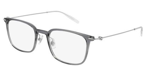 Brille Mont Blanc MB0100O 001