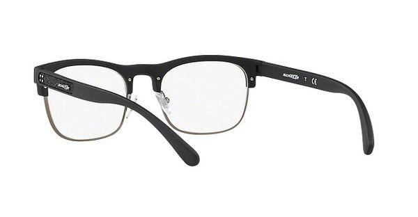 Arnette Herren Brille »RIPON AN7131«, schwarz, 41 - schwarz