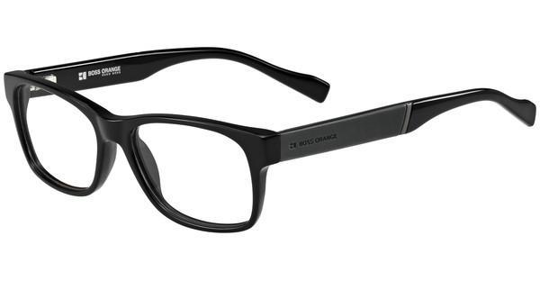 Boss Orange Herren Brille » BO 0084«, schwarz, 6EC - schwarz