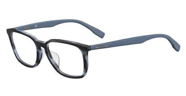 Boss Orange Herren Brille » BO 0316/F«, schwarz, 003 - schwarz