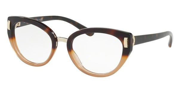 BVLGARI Bvlgari Damen Brille » BV4146B«, braun, 504 - braun