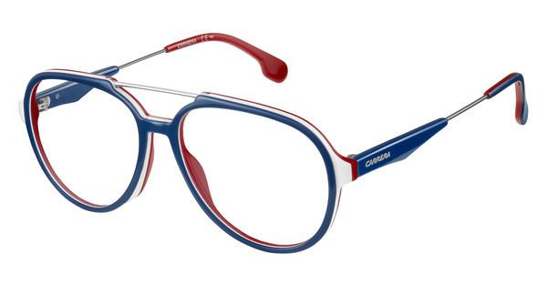 Carrera Eyewear Brille » CARRERA 5544/V«, blau, 0JU - blau