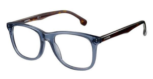 Carrera Eyewear Herren Brille » CARRERA 5546/V«, blau, IPR - blau