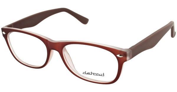 Detroit Brille » UN500«, schwarz, 03 - schwarz