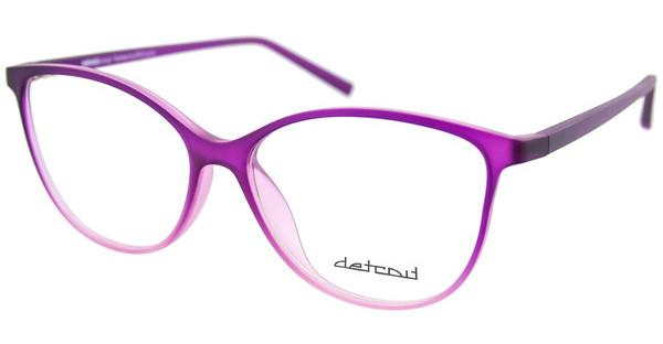 Detroit Damen Brille » UN593«, lila, 01 - lila