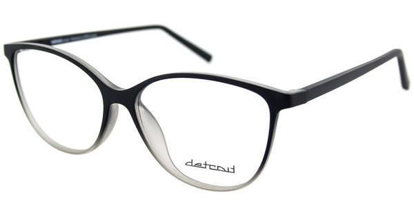Detroit Damen Brille » UN593«, schwarz, 04 - schwarz
