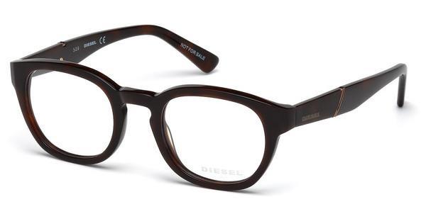 Diesel Brille » DL5241«, braun, 052 - braun