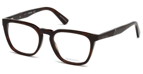 Diesel Brille » DL5256«, braun, 054 - havana