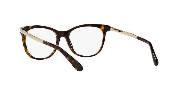 DOLCE & GABBANA Dolce & Gabbana Damen Brille » DG3292«, braun, 502 - braun