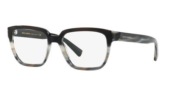 DOLCE & GABBANA Dolce & Gabbana Herren Brille » DG3282«, schwarz, 3157 - schwarz