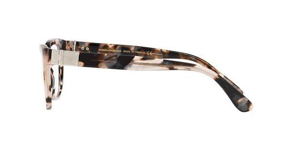 DOLCE & GABBANA Dolce & Gabbana Damen Brille » DG3274«, grau, 3120 - grau