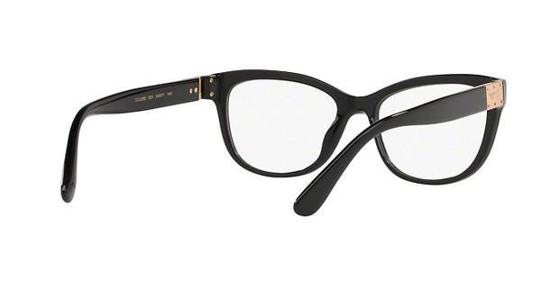 DOLCE & GABBANA Dolce & Gabbana Damen Brille » DG3290«, schwarz, 501 - schwarz