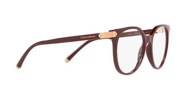 DOLCE & GABBANA Dolce & Gabbana Damen Brille » DG5032«, rot, 3091 - rot