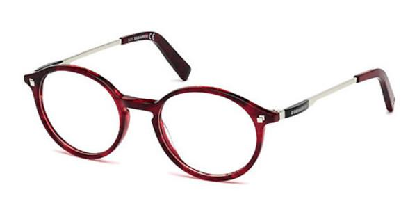 Dsquared2 Brille » DQ5199«, rot, 068 - rot