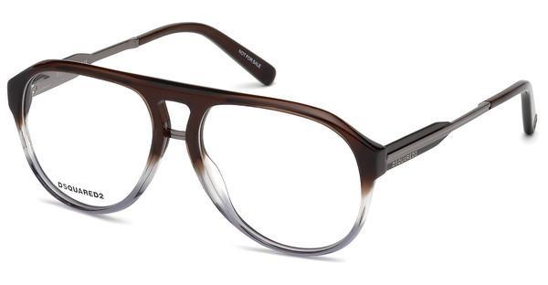 Dsquared2 Herren Brille » DQ5254«, schwarz, A01 - schwarz