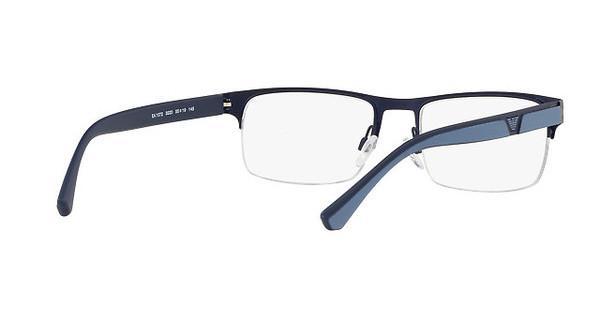 Emporio Armani Herren Brille » EA1072«, blau, 3220 - blau